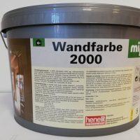 Wandfarbe 2000