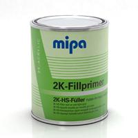 Mipa 2K HS Töltőalapozó/ Fillprimer 1L (nedves a nedvesbe)