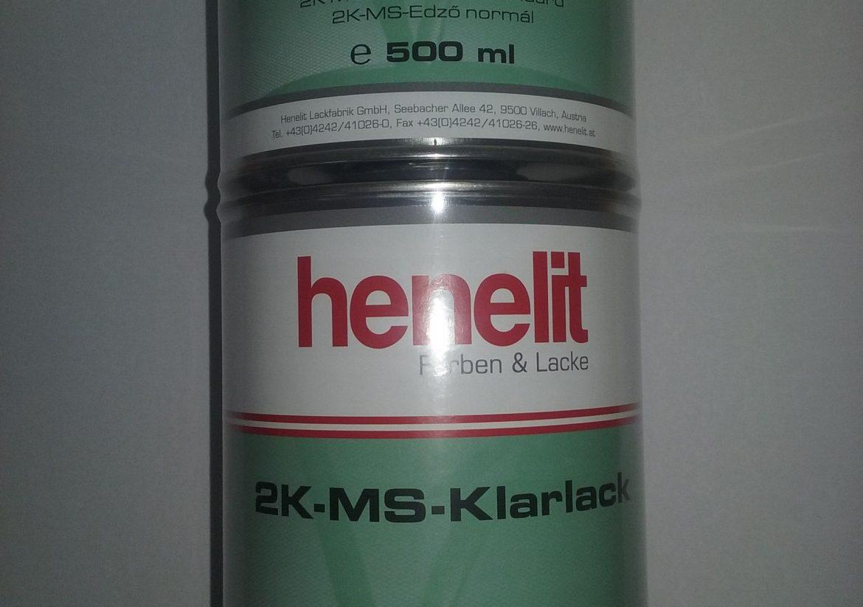 Henelit K MS Lakk szett L