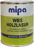 Mipa WBS Holzlasur – víz bázisú vékonylazúr