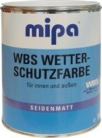Mipa WBS Wetterschutzfarbe – időjárásálló festék