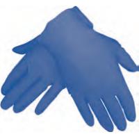 Latex gumikesztyű kék 50 db/cs
