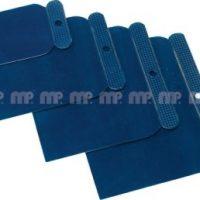 Műanyag spatulya készlet 50 mm / 80 mm / 100 mm / 120 mm