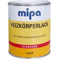 MIPA HEIZKÖRPERLACK RAL 9010 WEISS 750ML
