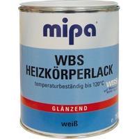 MIPA WBS HEIZKÖRPERLACK RAL 9010 WEISS 750ML